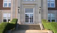 McClain High School Entrance