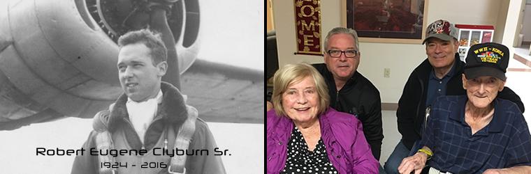 Robert Eugene Clyburn Senior