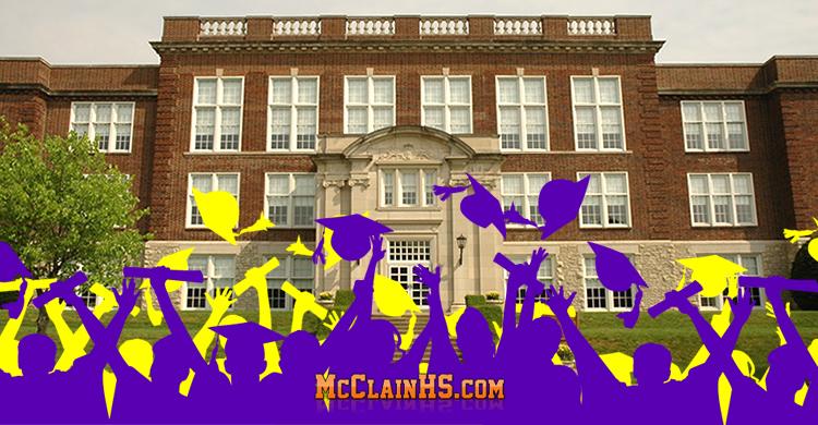 Greenfield McClain High School Graduation Videos